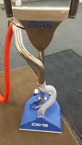 Carpet steam cleaning CX-15