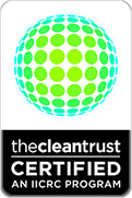 IICRC certified carpet cleaning firm
