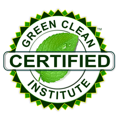 Green clean seal for carpet cleaning Melbourne