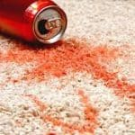 carpet care spills and stains