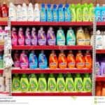 carpet care products in stores